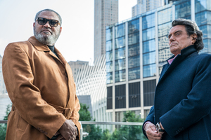 John Wick 3 Parabellum Movie 2019 Ian McShane Laurence Fishburne
