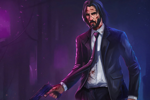 John Wick 4k Wallpaper