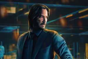 John Wick 4k New Wallpaper