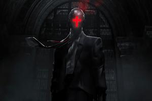 John Wick As Cyberpunk 4k