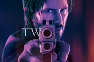 John Wick Chapter 2 2017 Movie 5k