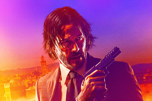 John Wick Chapter 3 Parabellum 2019 8k Wallpaper