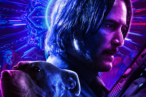 John Wick Chapter 3 Parabellum 2019 Wallpaper