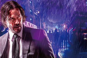 John Wick Chapter 3 Parabellum 4k 2019 Wallpaper