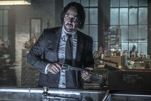 John Wick Chapter 3 Parabellum 5k 2019 Wallpaper