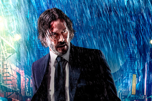 John Wick Chapter 3 Parabellum 5k Wallpaper