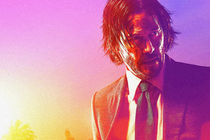 John Wick Chapter 3 Parabellum 8k Wallpaper