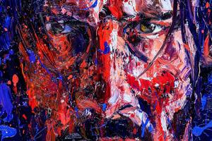 John Wick Parabellum Artwork