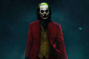 John Wick X Joker 4k