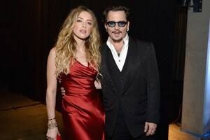Johnny Depp And Amber Heard Wallpaper