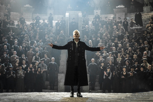 Johnny Depp As Gellert Grindelwald In Fantastic Beasts The Crimes Of Grindlewald Movie