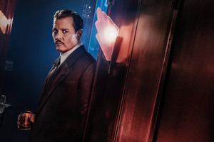 Johnny Depp As Ratchett Murder On The Orient Express 2017