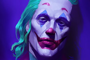 Joker 2019 Art Wallpaper