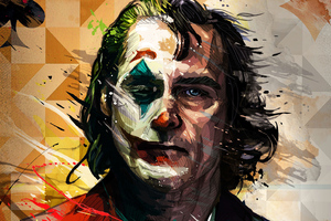 Joker 2019 Artwork