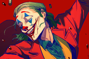 Joker 2020 Happy Wallpaper