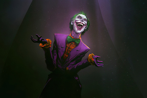 Joker 2020 Laugh Wallpaper