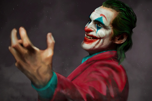 Joker 4k 2020 Artwork