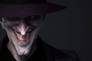 Joker 4k Art