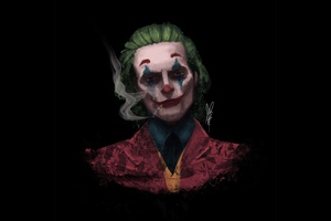 Joker 4k Minimal