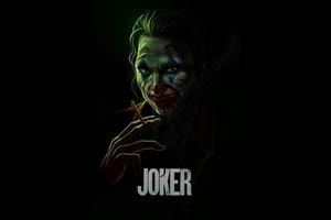 Joker 4k Newartwork 2020