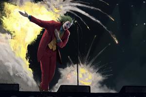 Joker 4k Thanking