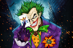 Joker 4kart Wallpaper
