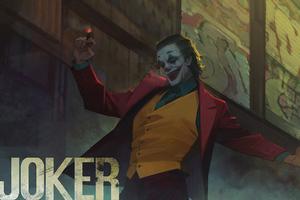 Joker 4knewart Wallpaper