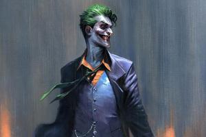 Joker After Robbery