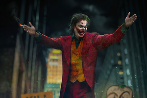 Joker All Come Wallpaper