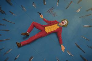 Joker Alone 4k Wallpaper