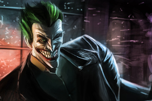 Joker Arkham Origins Wallpaper