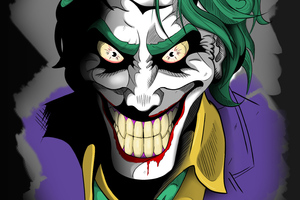 Joker Art 4k 2019