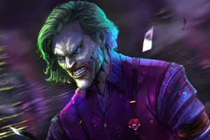 Joker Artwork 4k 2019