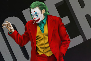 Joker Bad Guy 4k 2020 Wallpaper