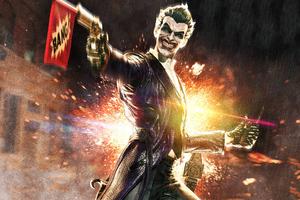 Joker Bang Bang Wallpaper