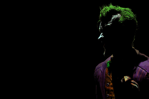 Joker Batman Arkham Asylum Wallpaper