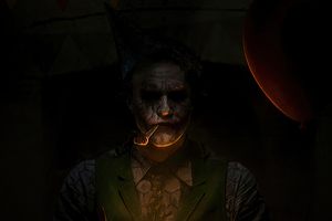 Joker Birthday 4k