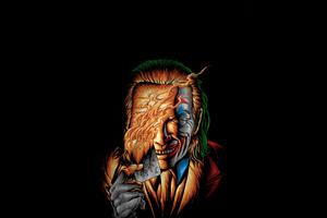 Joker Card 4k