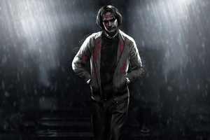 Joker Card Of Indentity 4k Wallpaper