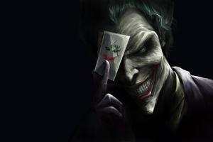 Joker Card Trump Wallpaper