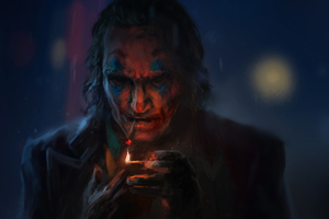 Joker Cigratte