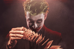 Joker Cosplay New 2020 Wallpaper