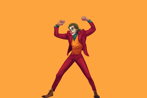 Joker Dancer Wallpaper