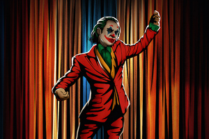 Joker Dancing Wallpaper