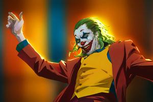 Joker Danger Laugh Wallpaper