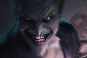 Joker Dangerous Laugh
