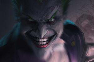 Joker Dangerous Laugh Wallpaper
