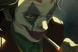 Joker Dark Smoker