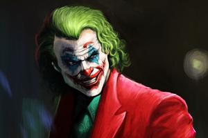 Joker Dc Fanart