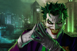 Joker Dc Universe